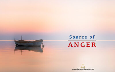 What is the Source of Anger ?